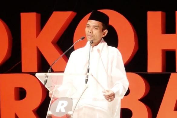 Dinilai Rusak Hubungan dengan Ustaz Somad, Kader NU Dipecat