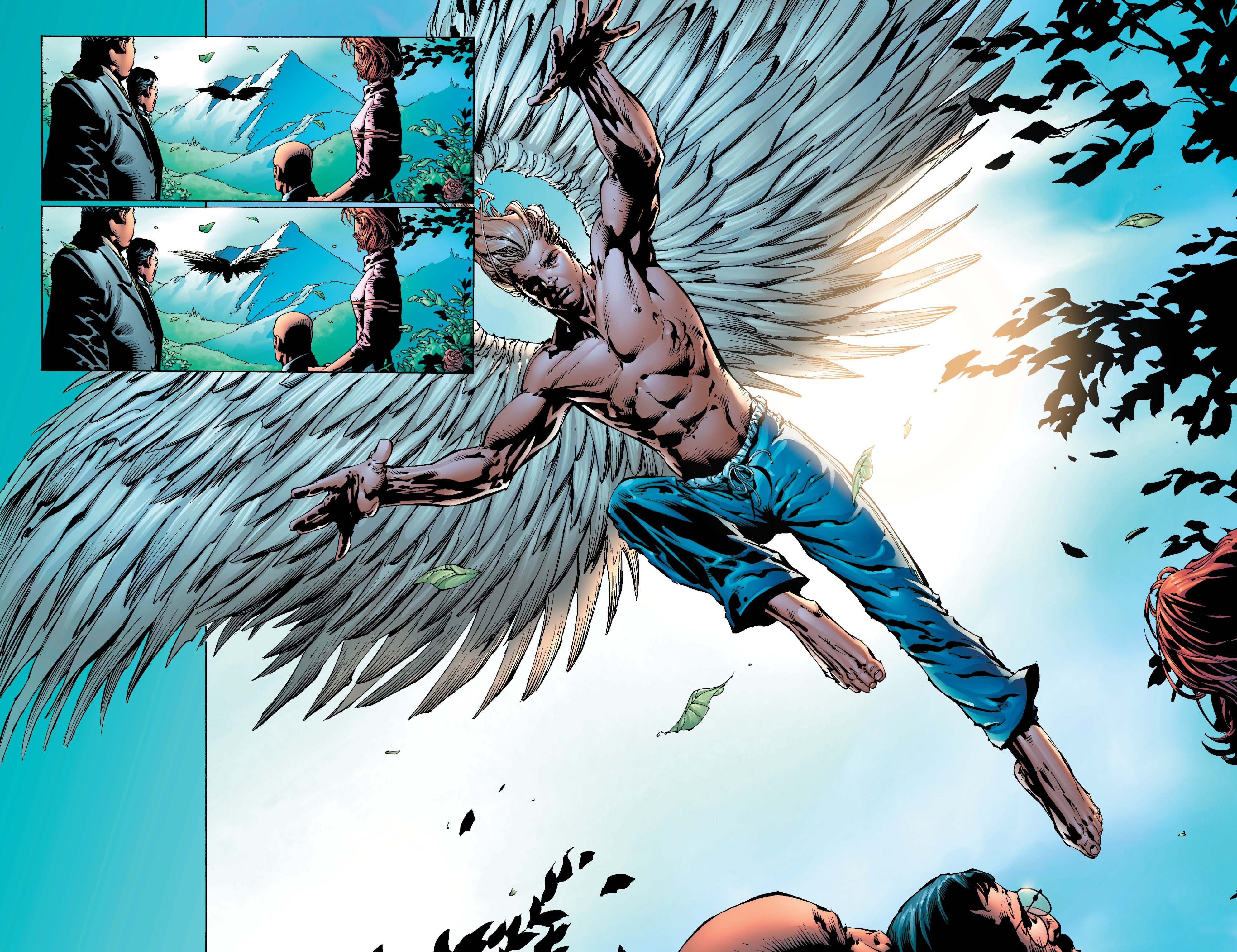 Read online Ultimate X-Men comic -  Issue #40 - 4