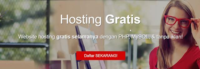 Hosting Gratis untuk Wordpress