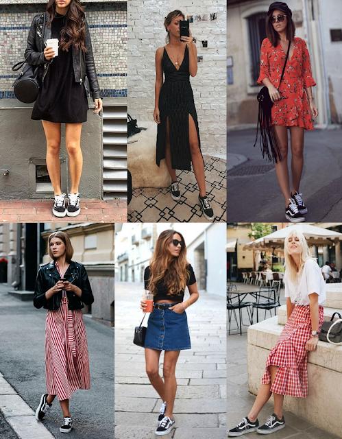 tênis da moda feminino
