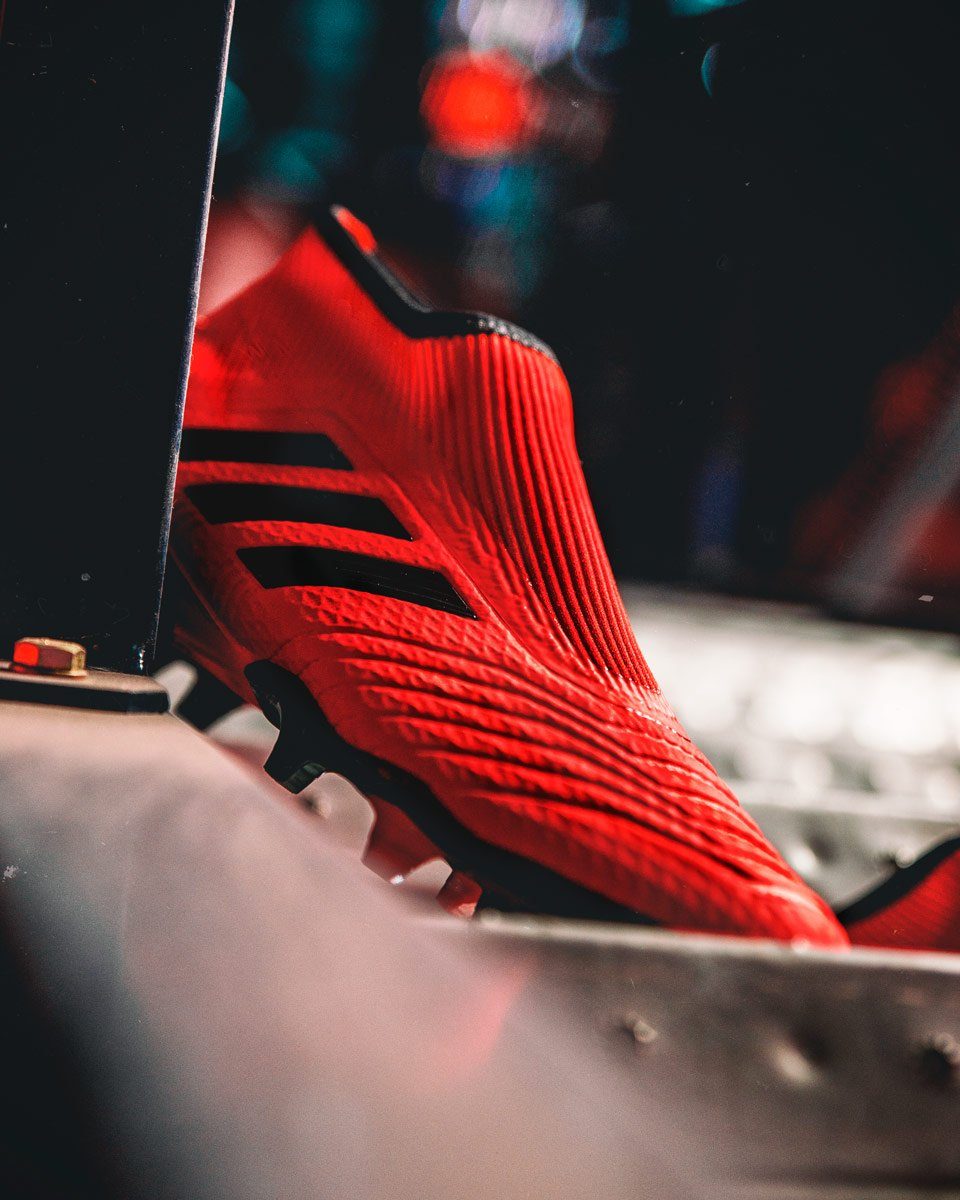 5cf76adc5e81 Some days ago, we leaked the first-ever cheap laceless Adidas Predator  football boot. Now Thai boot experts Siamboots have got their hands on the  laceless ...