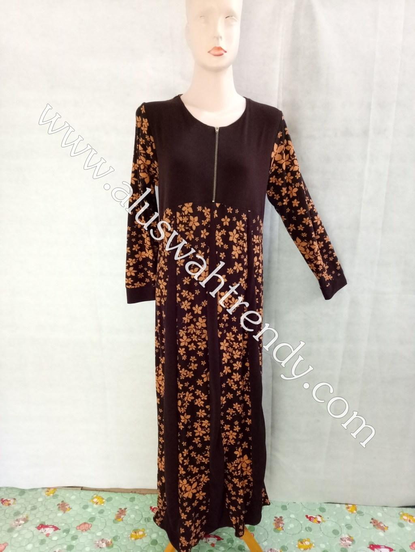 Gamis Muslimah 039 Bahan Kaos
