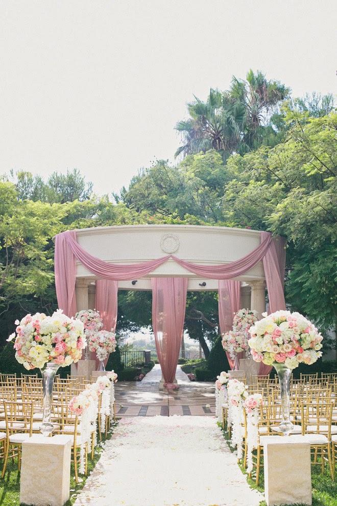 Style the Aisle | Wedding Ceremony Ideas - Belle The Magazine