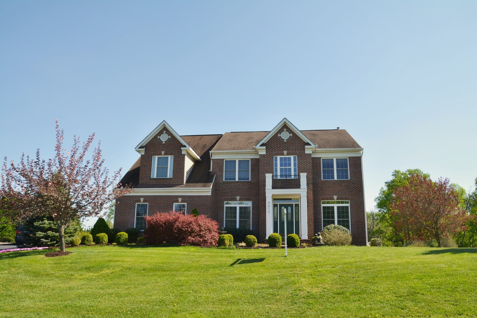 9612 greenel rd in damascus md custom home for The damascus house