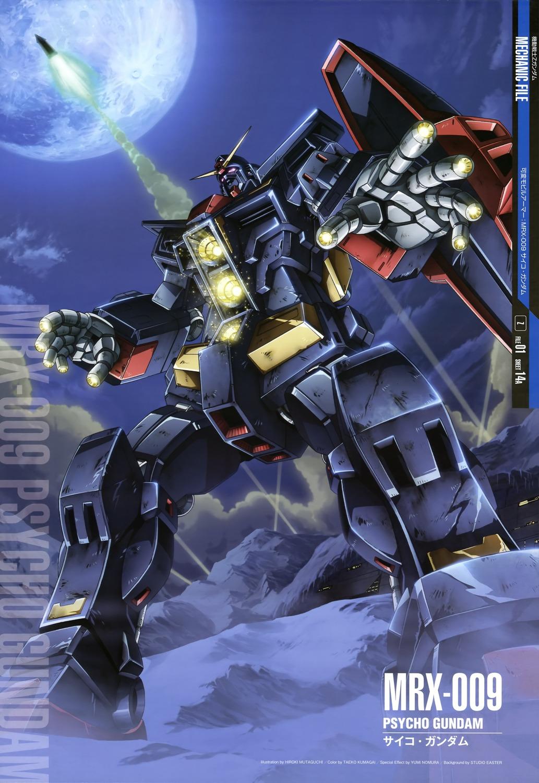 Mobile Suit Gundam -Wallpapers ~ Plamo Hub