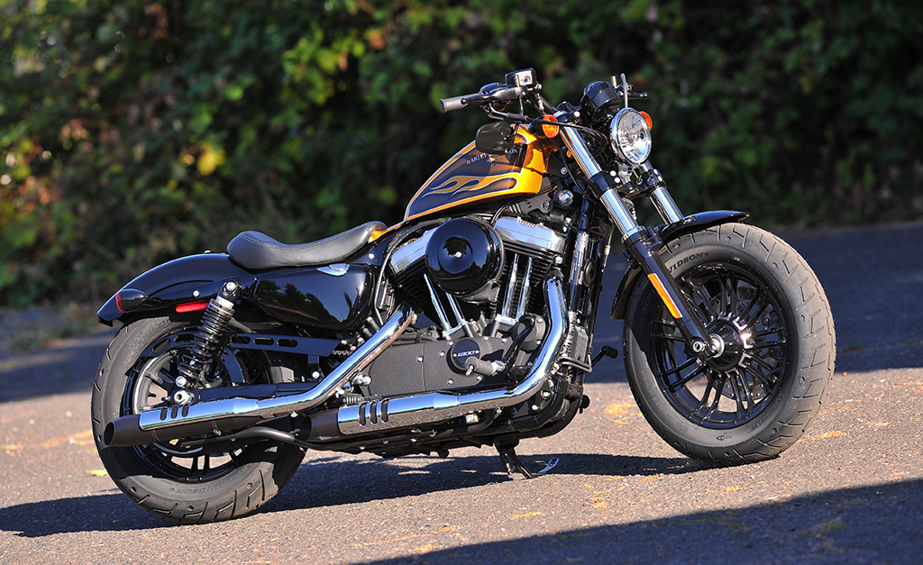 climb ride essai harley davidson forty eight. Black Bedroom Furniture Sets. Home Design Ideas