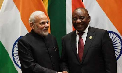 India Signed Agreement With South Africa