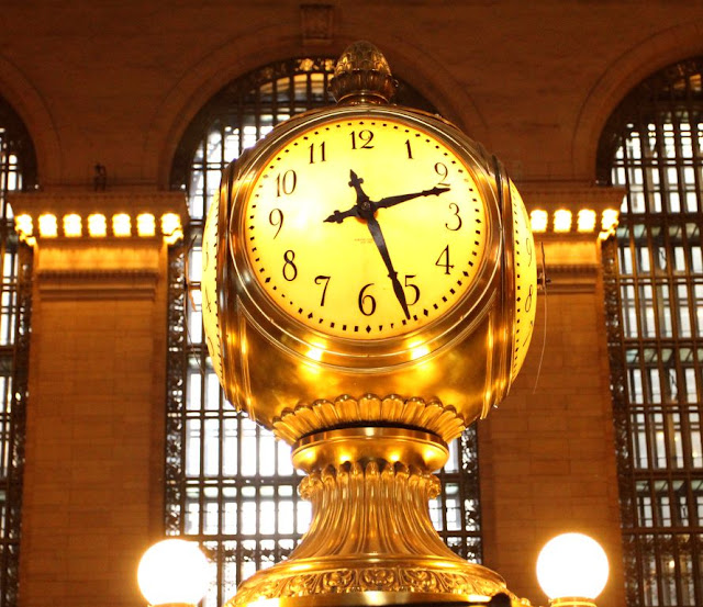 Clock Grand Central Station NYC
