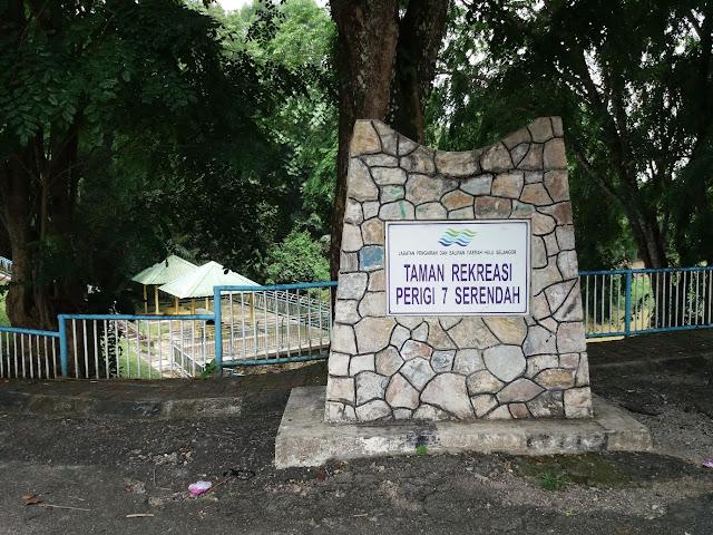 Taman Rekreasi Perigi Tujuh