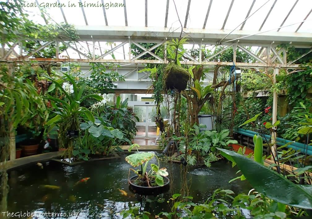 Birmingham Botanical Gardens The Globe Trotter