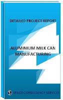 Aluminium Milk Can Manufacturing Project Report