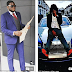 Nigerian Self-proclaimed Millionaire Jailed In The UK For Trying To Hit His Creditor With His Car (Photos)