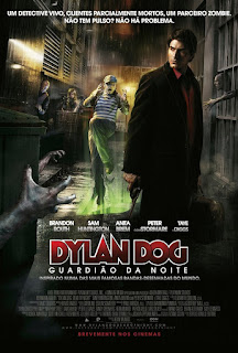 Dylan Dog e as Criaturas da Noite – Legendado (2010)
