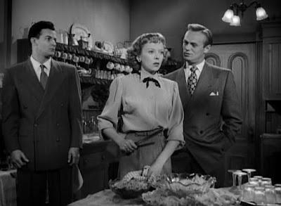 Cornel Wilde, Ida Lupino, Richard Widmark - Road House (1948)