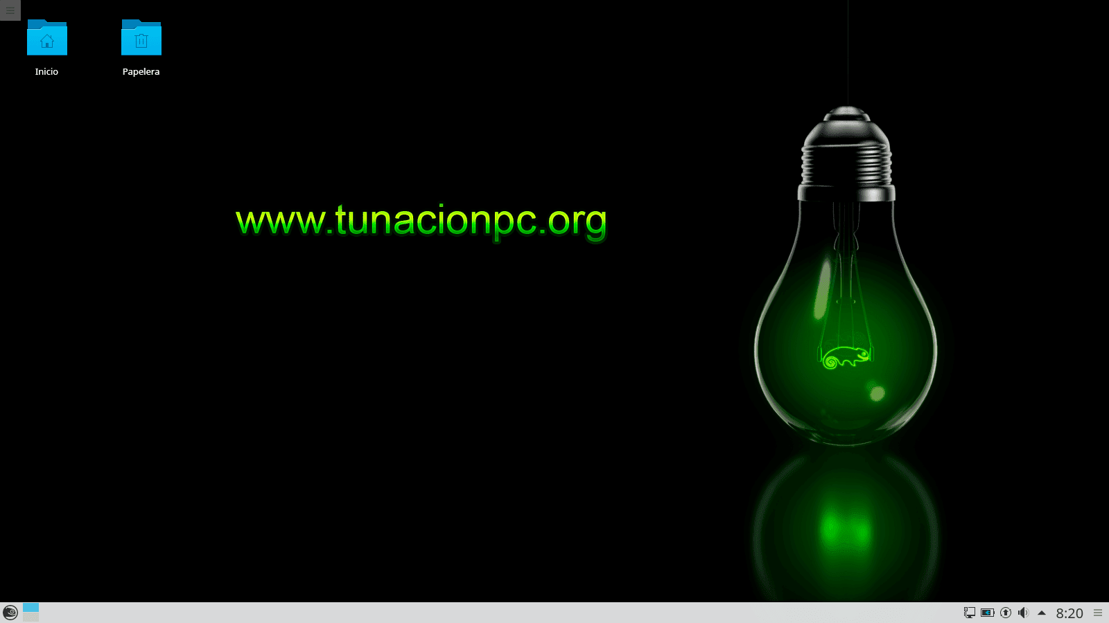 openSUSE Final