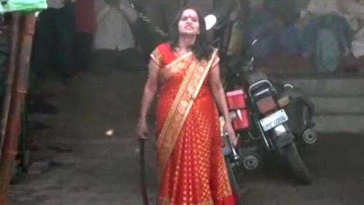 Self-styled Godwoman Maa Aadi Shakti