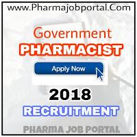 Pharmacist Recruitment for fresher (177 Posts) under GPSSB - Government Pharmacist Job
