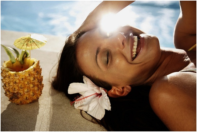 Let Your Face Get the Best from Summer - Megha Shop