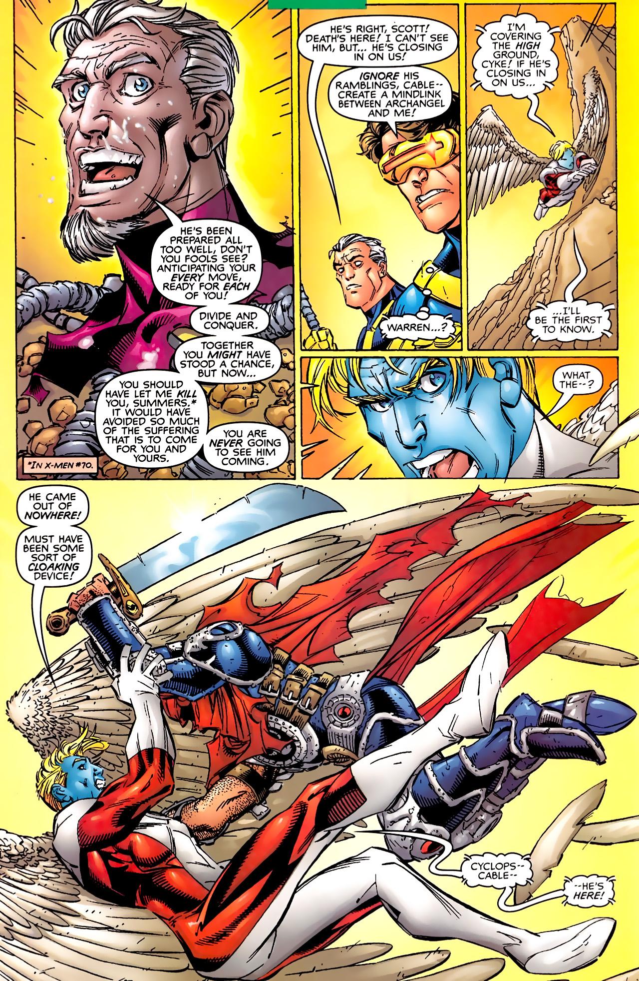 Read online Astonishing X-Men (1999) comic -  Issue #2 - 12