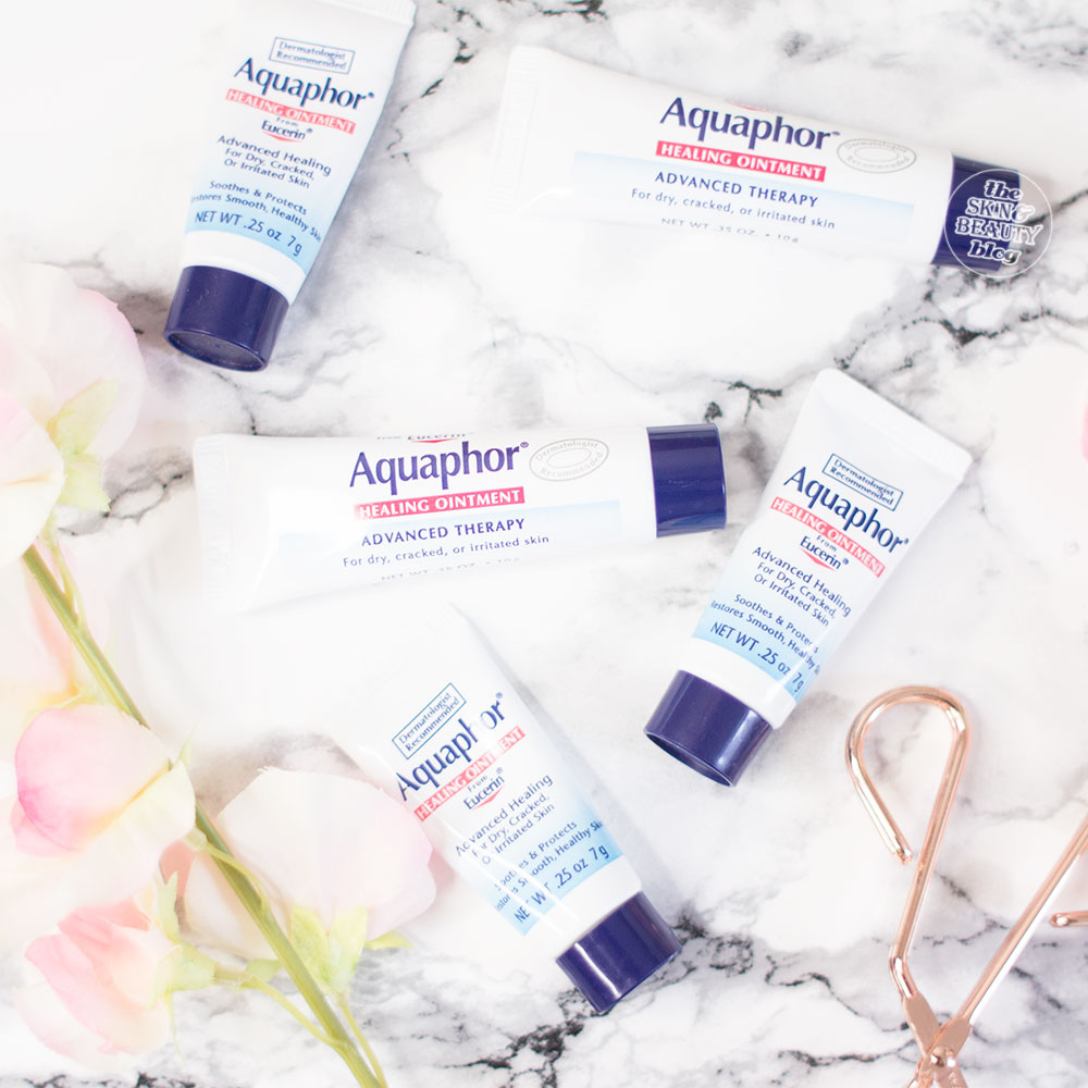 Eucerin Aquaphor Healing Ointment Review