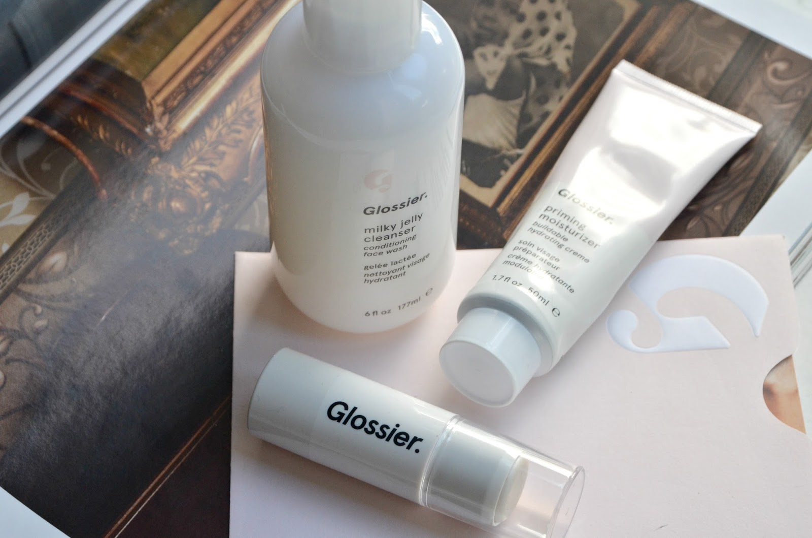 When will Glossier be available in the UK