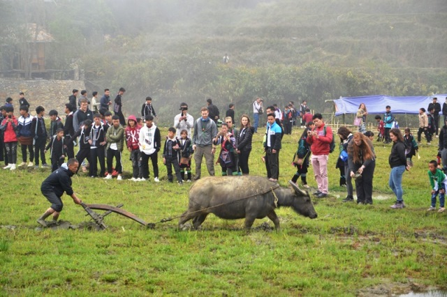 "The ""Roong Pooc"" festival - unique cultural event of Giay people in Sapa 1"