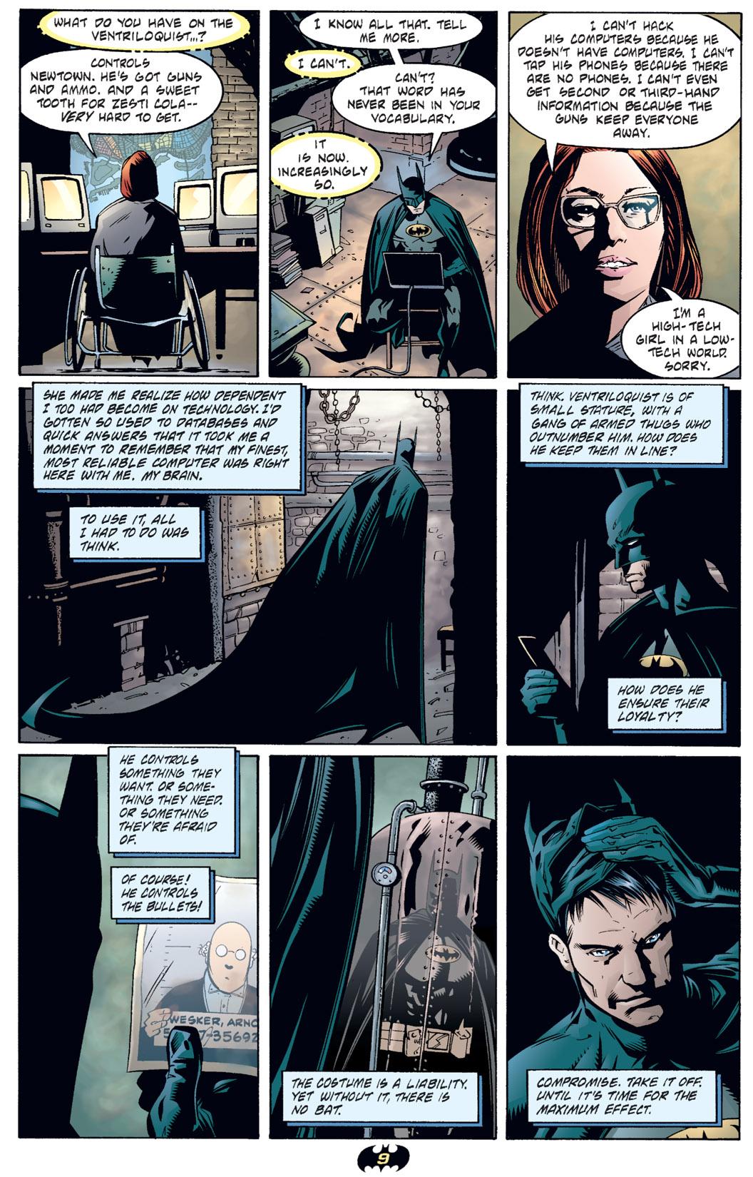 Detective Comics (1937) 730 Page 9