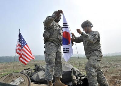 Amerika Serikat Buka Markas Besar Militer di Korsel, Terbesar di Dunia