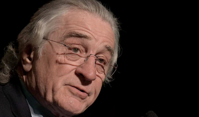 De Niro Threatens Republicans: 'We're Not Gonna Forget' You Supported Trump