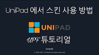 Tutorial Copyright © By UniPad Project File