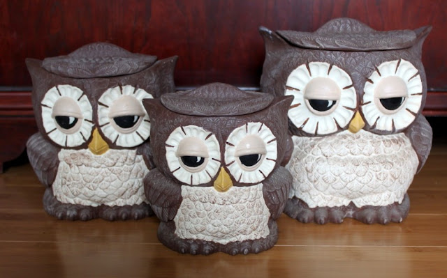 The Most Popular Owl Canisters For The Kitchen