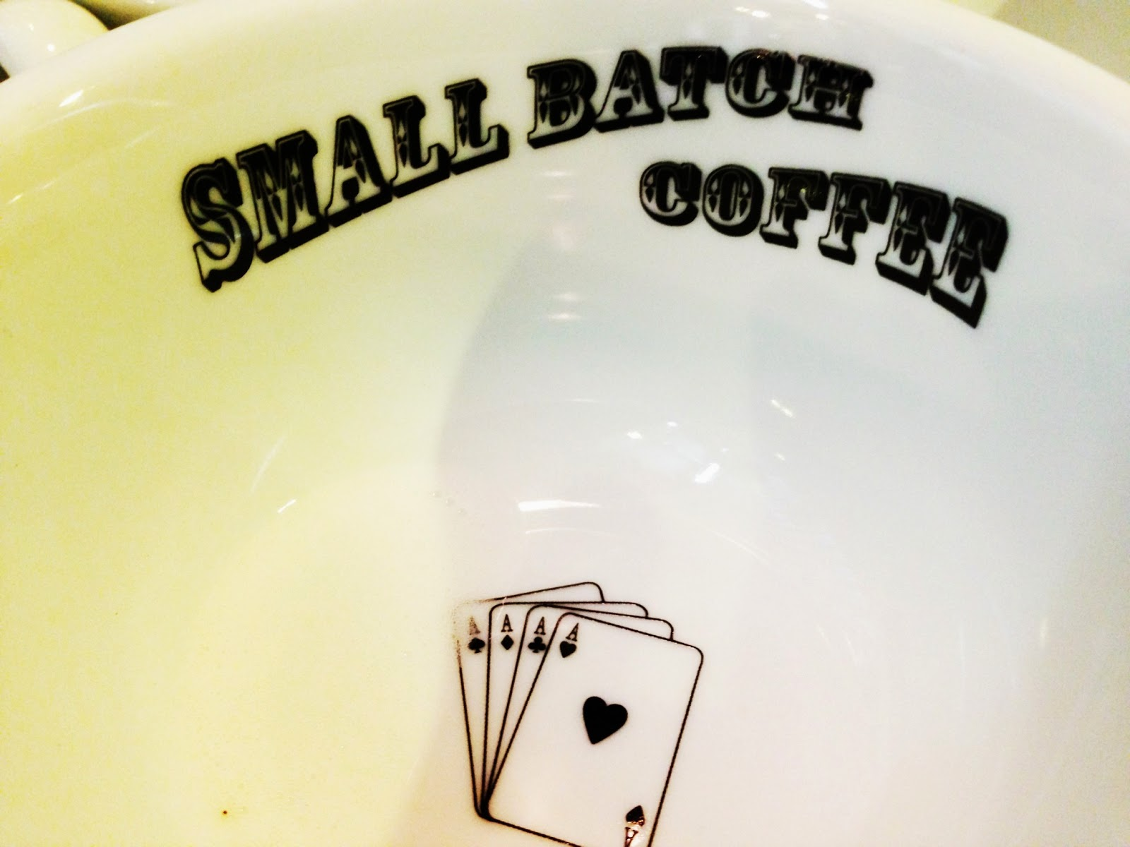 Small Batch Coffee Brighton Latte Art Course