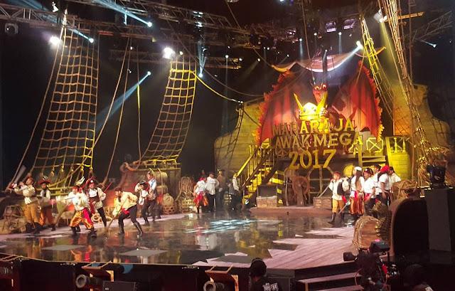 Video Maharaja Lawak Mega 2017 Minggu 12 Akhir Full Online