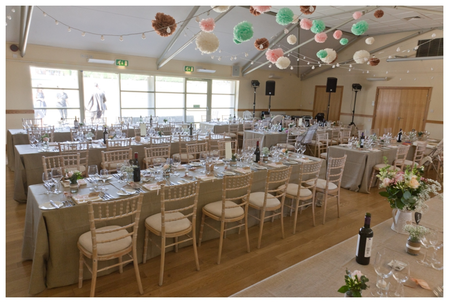 Village hall wedding decoration ideas midway media a shabby chic village hall wedding with si holford gown junglespirit Images