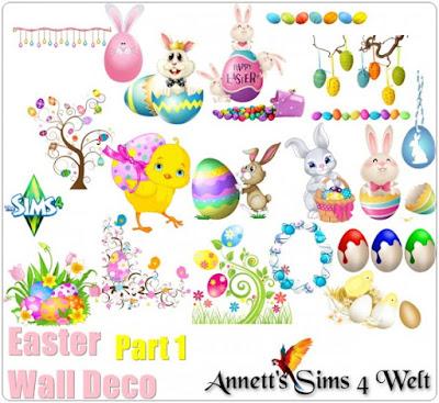 http://annettssims4welt.blogspot.cz/2017/03/easter-wall-deco-part-1.html