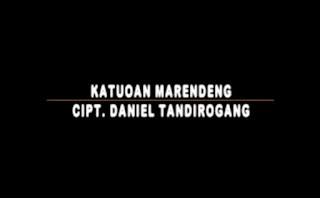 Download Lagu Katuoan Marendeng (Daniel Tandirogang)