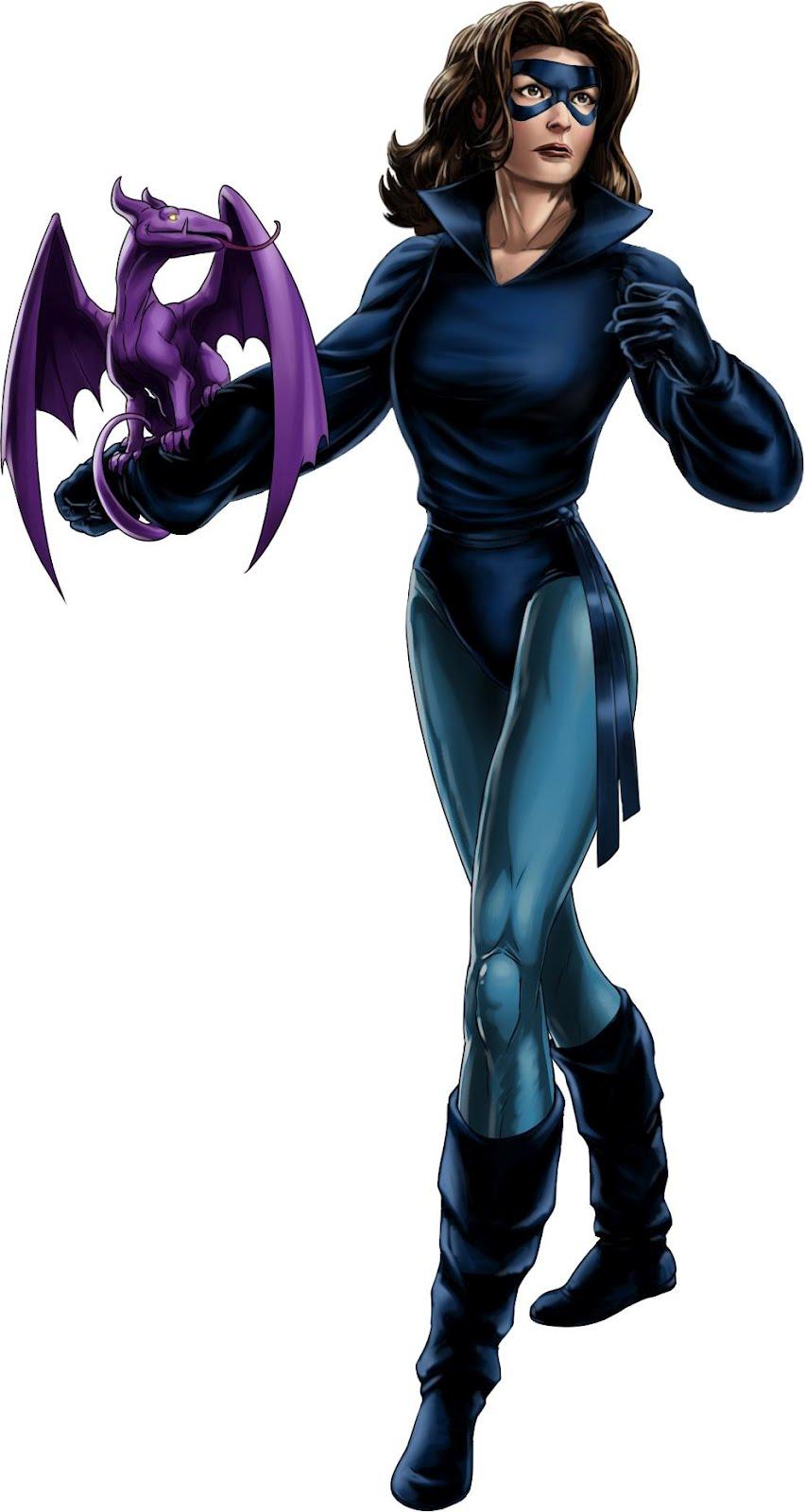 Designs for the ...X 23 Marvel Avengers Alliance