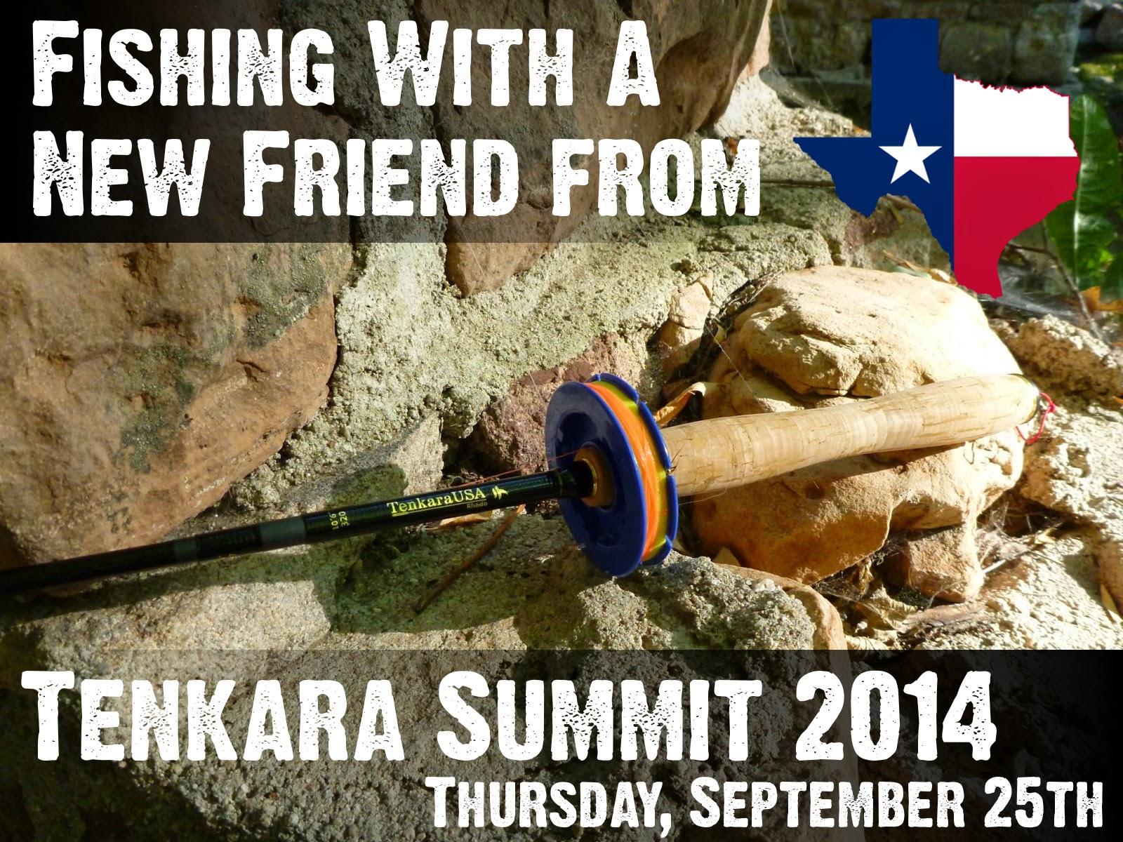 2ba346a72a8 Troutrageous! Fly Fishing   Tenkara Blog  Fishing With A New Friend ...