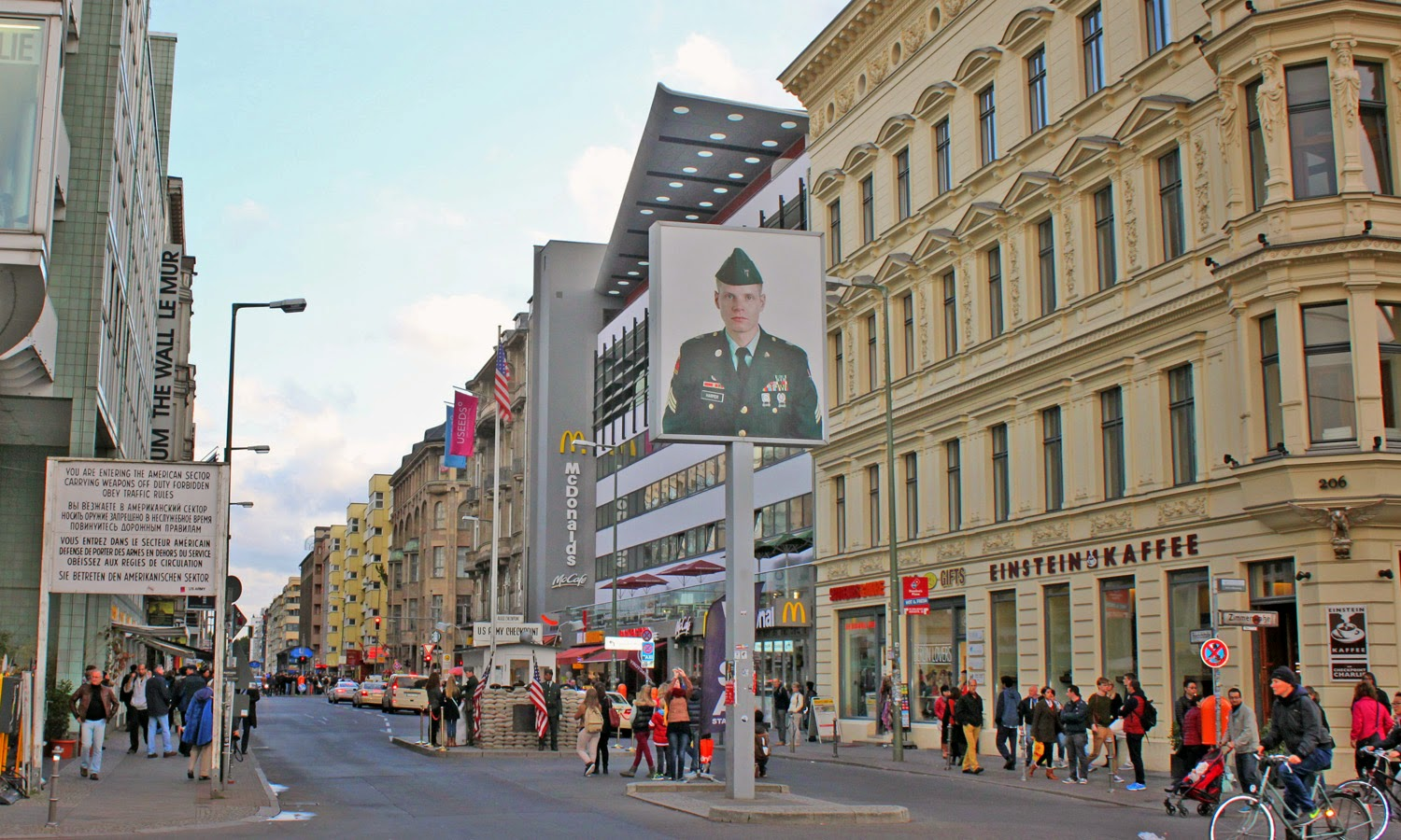 punkt graniczny Checkpoint Charlie