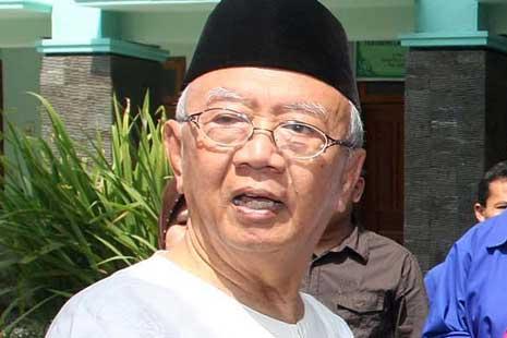 Inna Lillahi wa Inna Ilaihi Raji'un, KH Salahuddin Wahid Tutup Usia