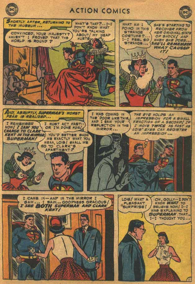 Read online Action Comics (1938) comic -  Issue #198 - 13