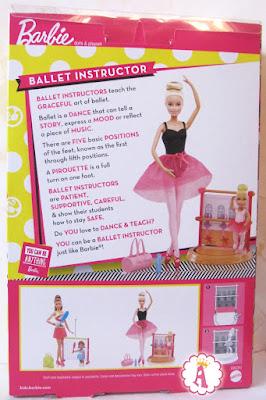 Коробка с куклами из серии Barbie You Can Be Anything