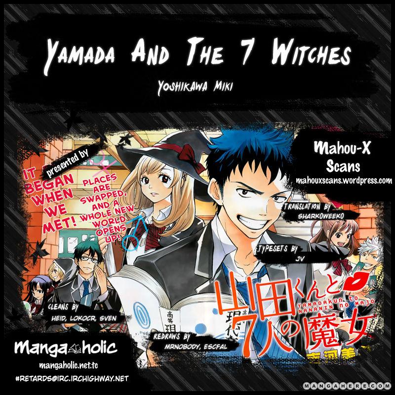 Yamada-kun to 7-nin no Majo 4