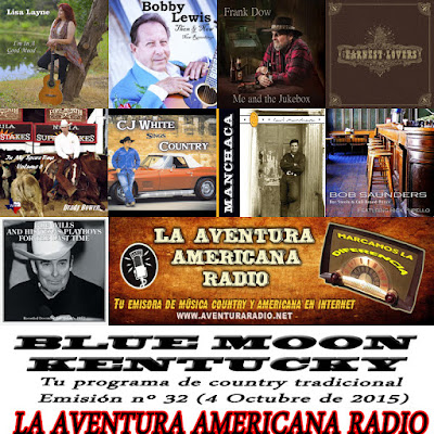 Alberto Basarte Set List Blue Moon Kentucky Programas