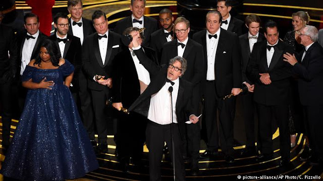 Oscars 2019: 'Green Book' wins award for best picture