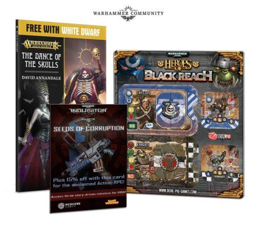promociones White Dwarf
