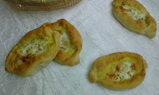 egg and cheese bread recipe