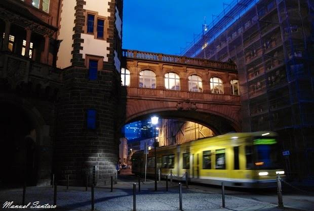Francoforte, Bethmannstraße
