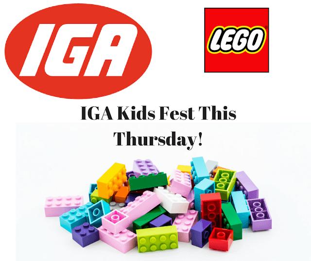 IGA Kids Fest This Thursday, Metamora Herald