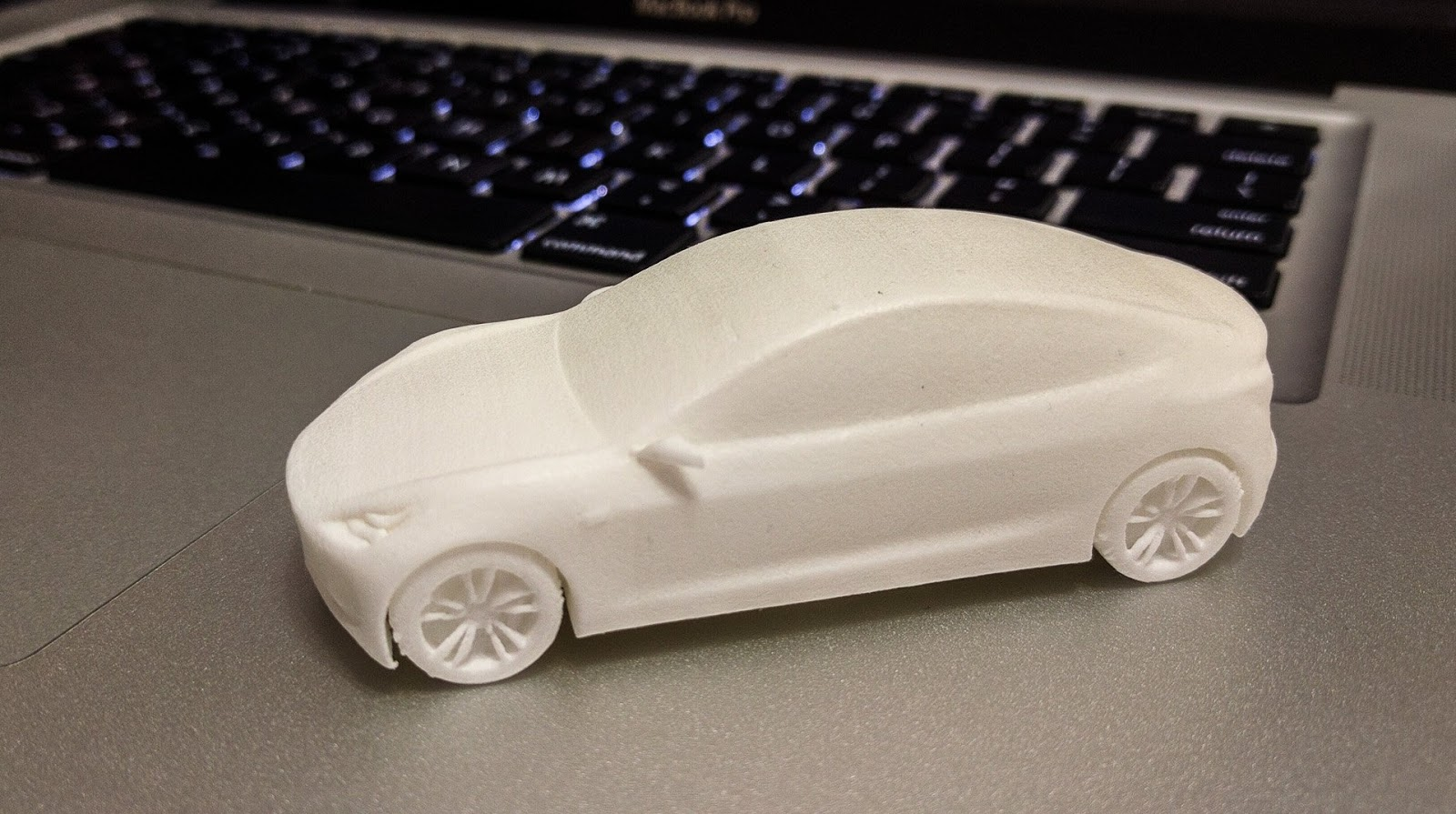 TESLA UPDATES: You can now purchase an unofficial 3D printed Model 3